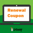 Godaddy renewal coupon code 33% Off Domain & Hosting Latest and Active