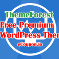 Free Premium WordPress Themes at ThemeForest