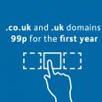 123 reg promo codes - Just 99p on .CO.UK and .UK domains